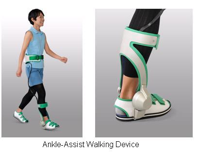 Шаг в будущее с Ankle Walking Assist Device