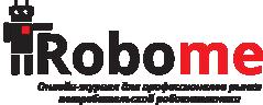 Онлайн-журнал Robome.ru logo