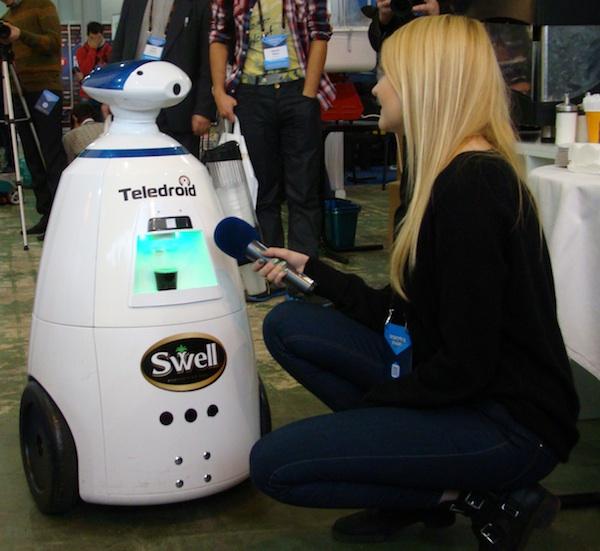 Интервью с R.Bot