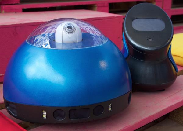 Робот-дворецкий Keepy