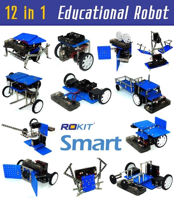 Роботы Rokit