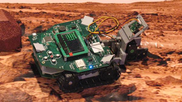 Робот JadeRobot